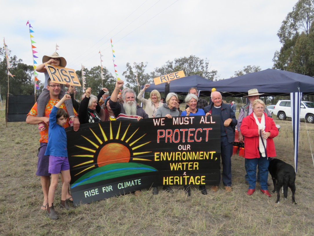 Protest Group Bulga
